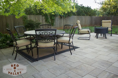 Custom Patios & Pavers by Red Valley Landscape & Construction in Austin, TX