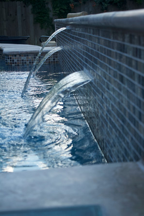 Custom Pools & Spas by Red Valley Landscape & Construction in ATX