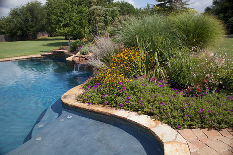 Landscape Design & Installation by Red Valley Landscape & Construction in Pflugerville, TX
