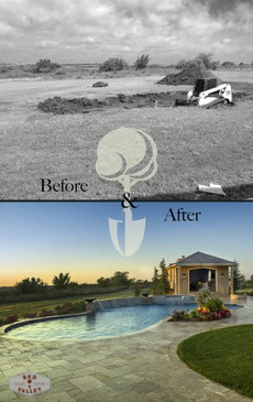 Custom Swimming Pools, Spas, and Wate Features by Red Valley Landscape & Construction located in ATX