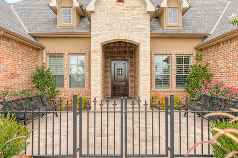 Custom Fences & Trellis by Red Valley Landscape & Construction in Spicewood, Texas