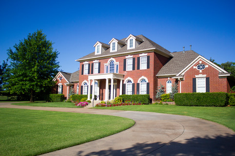 Residential Landscape Maintenance by Red Valley Landscape & Construction in Newcastle, Ok