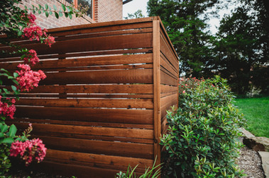 Custom Fences & Trellis by Red Valley Landscape & Construction in Georgetown, Texas
