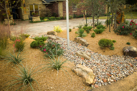 Landscape Design & Installation by Red Valley Landscape & Construction in Lakeway, TX