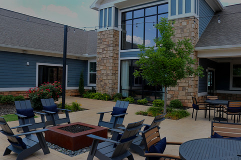 Commercial Hardscape & Construction by Red Valley Landscape & Construction in Oklahoma