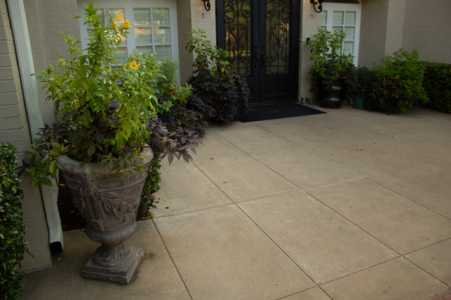 Commercial Seasonal Services by Red Valley Landscape & Construction in Austin, Texas