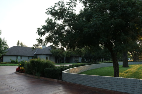 Residential Landscape Maintenance by Red Valley Landscape & Construction in The Village, Ok