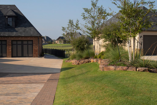 Residential Landscape by Red Valley Landscape & Construction located in ATX
