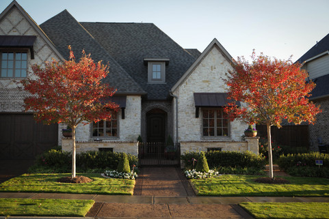 Landscape Design & Installation by Red Valley Landscape & Construction in Lake Travis Texas