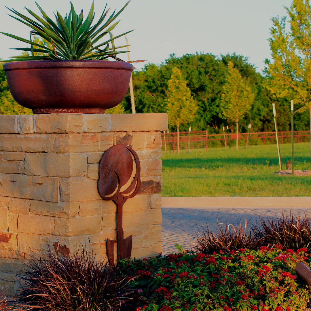 Seasonal Services by Red Valley Landscape & Construction in Edmond Oklahoma