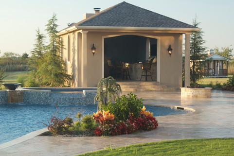 Seasonal Services by Red Valley Landscape & Construction in Georgetown, Texas