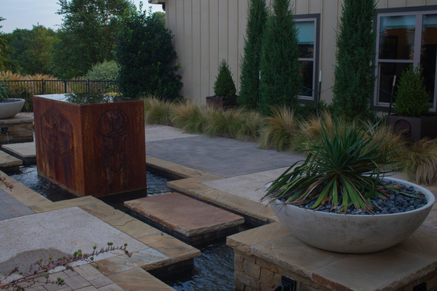 Custom Stonework & Masonry by Red Valley Landscape & Construction in Lakeway, T