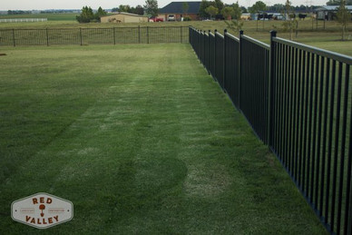 Custom Fences & Trellis by Red Valley Landscape & Construction in Lake Travis, Texas