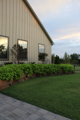 Seasonal Services by Red Valley Landscape & Construction in Edmond, Ok