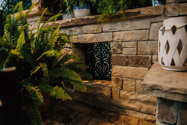 Custom Stonework & Masonry by Red Valley Landscape & Construction in Lakeway, Te