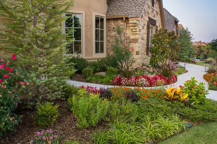 Seasonal Services by Red Valley Landscape & Construction in Nichols Hills, Ok