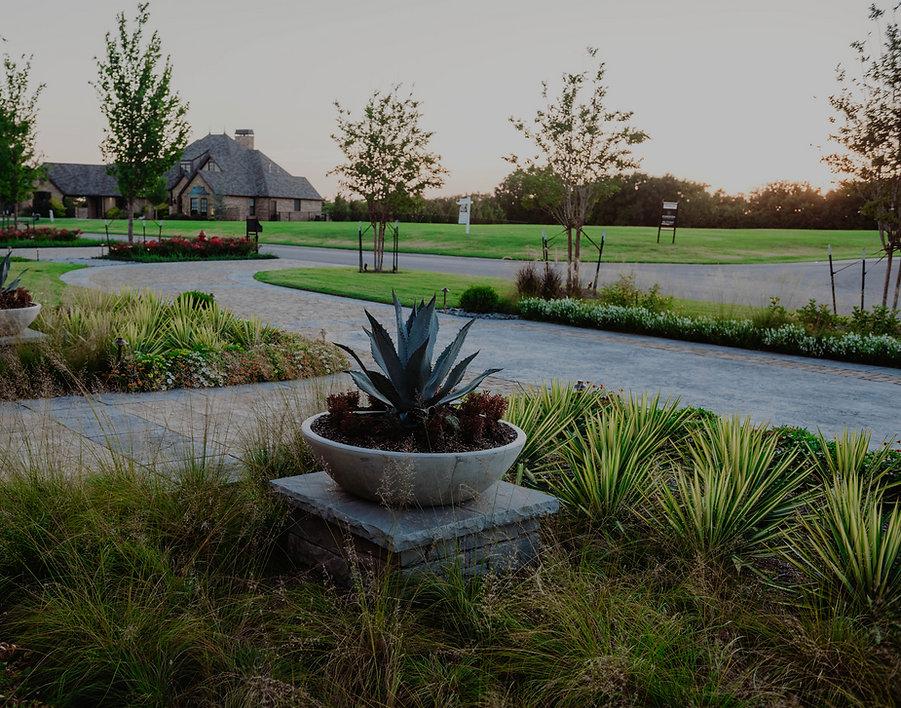 Landscape Design & Installation by Red V