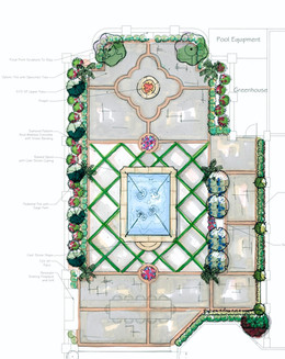 Landscape Design & Installation by Red Valley Landscape & Construction in Oklahoma City