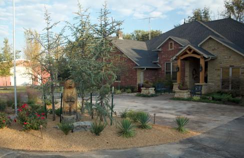 Landscape Design & Installation by Red Valley Landscape & Construction in Austin Texas
