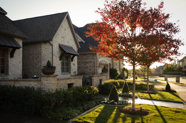 Landscape Design & Installation by Red Valley Landscape & Construction in North Austin Texas