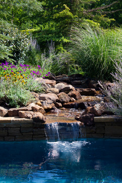 Landscape Design & Installation by Red Valley Landscape & Construction in Arcadia, Oklahoma