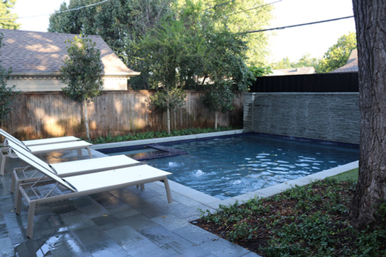 Custom Pools & Spas by Red Valley Landscape & Construction in North Austin, Texas