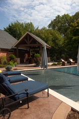 Custom Arbors & Pavilions by Red Valley Landscape & Construction