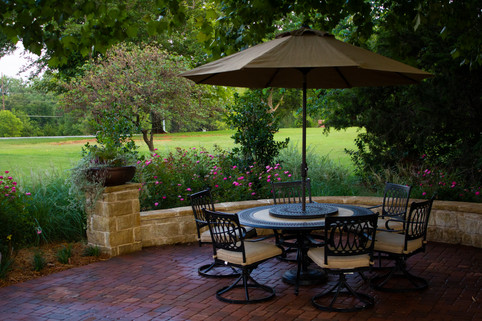 Custom Stonework & Masonry by Red Valley Landscape & Construction in Moore, Ok