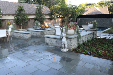 Custom Patios & Pavers by Red Valley Landscape & Construction in OKC Metro