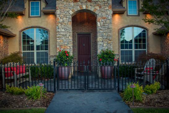 Custom Fences & Trellis by Red Valley Landscape & Construction in Cedar Park, Texas