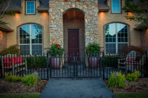 Custom Fences & Trellis by Red Valley Landscape & Construction in Cedar Park, Texas