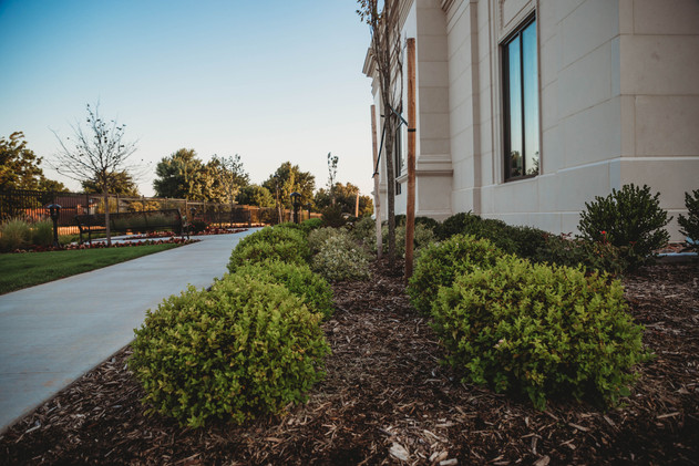 Commercial Maintenance by Red Valley Landscape & Construction in Mustang, Ok