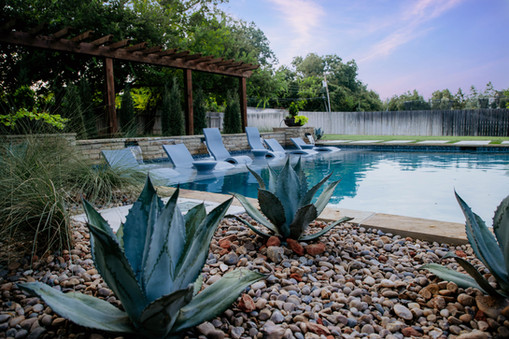 Custom Fences & Trellis by Red Valley Landscape & Construction in Marble Falls, Texas