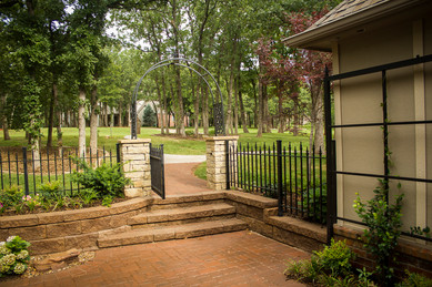 Custom Fences & Trellis by Red Valley Landscape & Construction in Arcadia, Ok