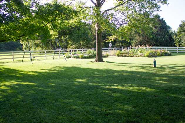Residential Landscape Maintenance by Red Valley Landscape & Construction in Stillwater, Ok