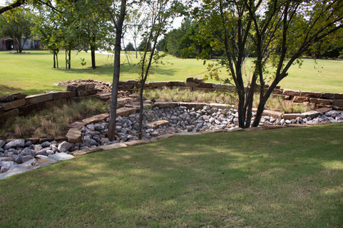 Irrigation & Drainage by Red Valley Landscape & Construction in Lakeway, Texas