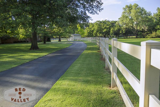 Custom Fences & Trellis by Red Valley Landscape & Construction in Austin, TX