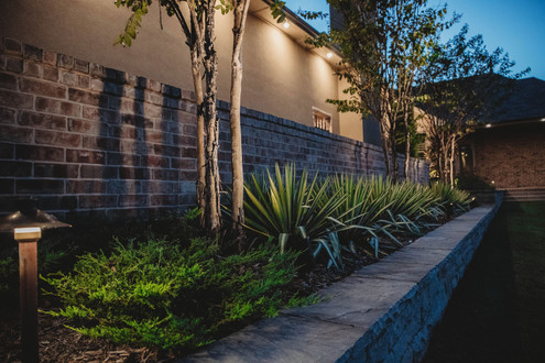 Landscape Lighting by Red Valley Landscape & Construction in Bee Cave, Texas