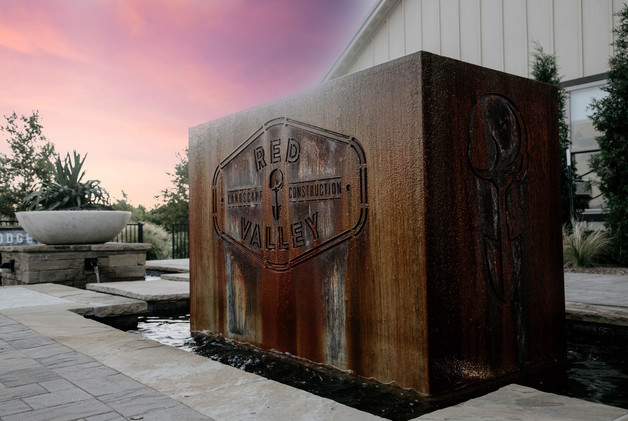 Custom Commercial Pools & Spas by Red Valley Landscape & Construction in Edmond