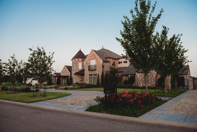 Landscape Design & Installation by Red Valley Landscape & Construction in Edmond