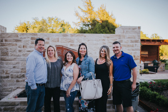 """Annual """"Let's Eat"""" charity event by Red Valley Landscape & Construction in Oklahoma"""