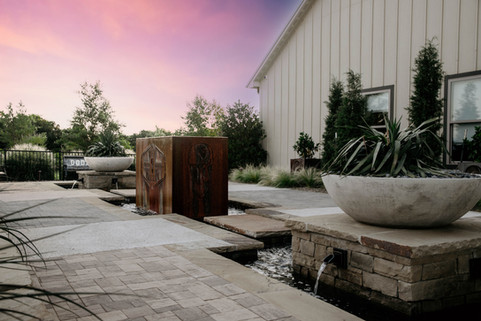 Custom Commercial Pools & Spas by Red Valley Landscape & Construction in Edmond, Ok