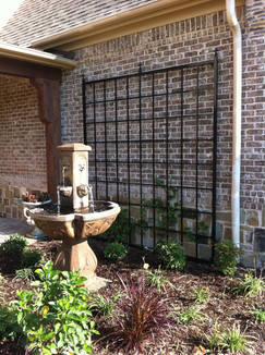 Custom Fences & Trellis by Red Valley Landscape & Construction in North Austin
