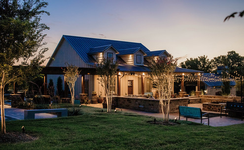 Outdoor Living at Its Finest by Red Valley Landscape & Construction located in Spicewood, Texas