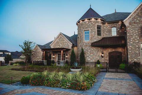 Landscape Design & Installation by Red Valley Landscape & Construction in North Austin