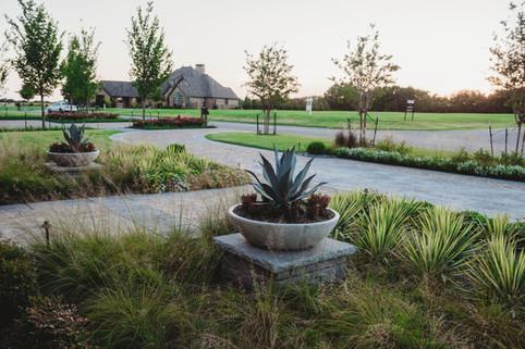 Landscape Design & Installation by Red Valley Landscape & Construction in Austin, TX