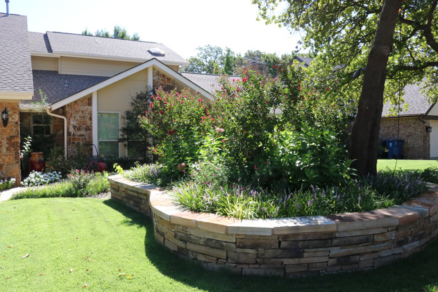 Residential Landscape Maintenance by Red Valley Landscape & Construction in Oklahoma City
