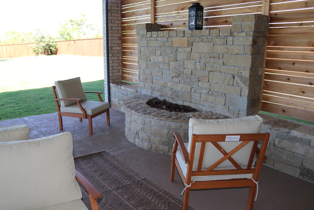 Custom Stonework & Masonry by Red Valley Landscape & Construction in Lost Creek, Texas