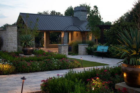 Landscape Lighting by Red Valley Landscape & Construction in ATX