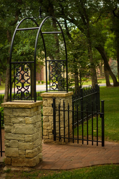Custom Fences & Trellis by Red Valley Landscape & Construction in Bee Cave, Texas